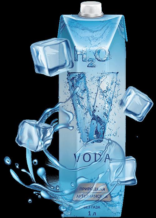 Voda 1 литр